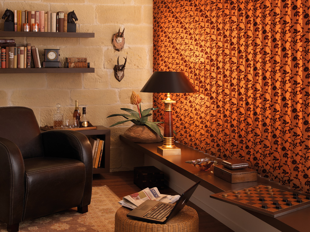 vertikal jalousien die gardine. Black Bedroom Furniture Sets. Home Design Ideas