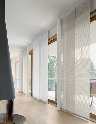Flächenvorhang - MHZ- Die Gardine Brühl - Nils Jansen - Raumausstattung