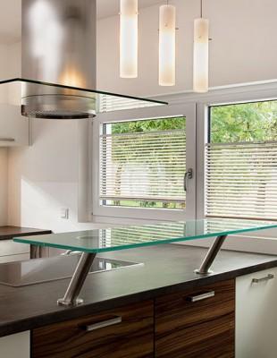 horizontal jalousien die gardine. Black Bedroom Furniture Sets. Home Design Ideas